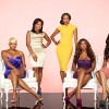 The current cast of The Real Housewives of Atlanta (Bravo)