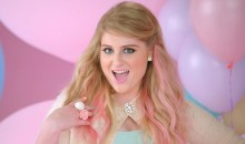 Meghan Trainor in her