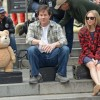 Amanda Seyfield and Mark Wahlberg were seen at a 'Ted 2' movie at Bryant
