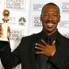 Eddie Murphy at the Golden Globe Awards (NBC)