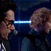 John Mayer & Ed Sheeran (CBS)
