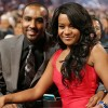 Gordon, who frequently uses his Twitter account to vent frustrations over the Brown and Houston families isolating him from his 21-year-old partner, invoked Bobbi Kristina's late mother Whitney Houston on Thursday.