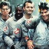 The Ghostbusters, fresh from a spot of busting ghosts.